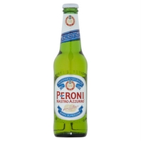 Peroni bottle