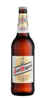 San Miguel Bottle